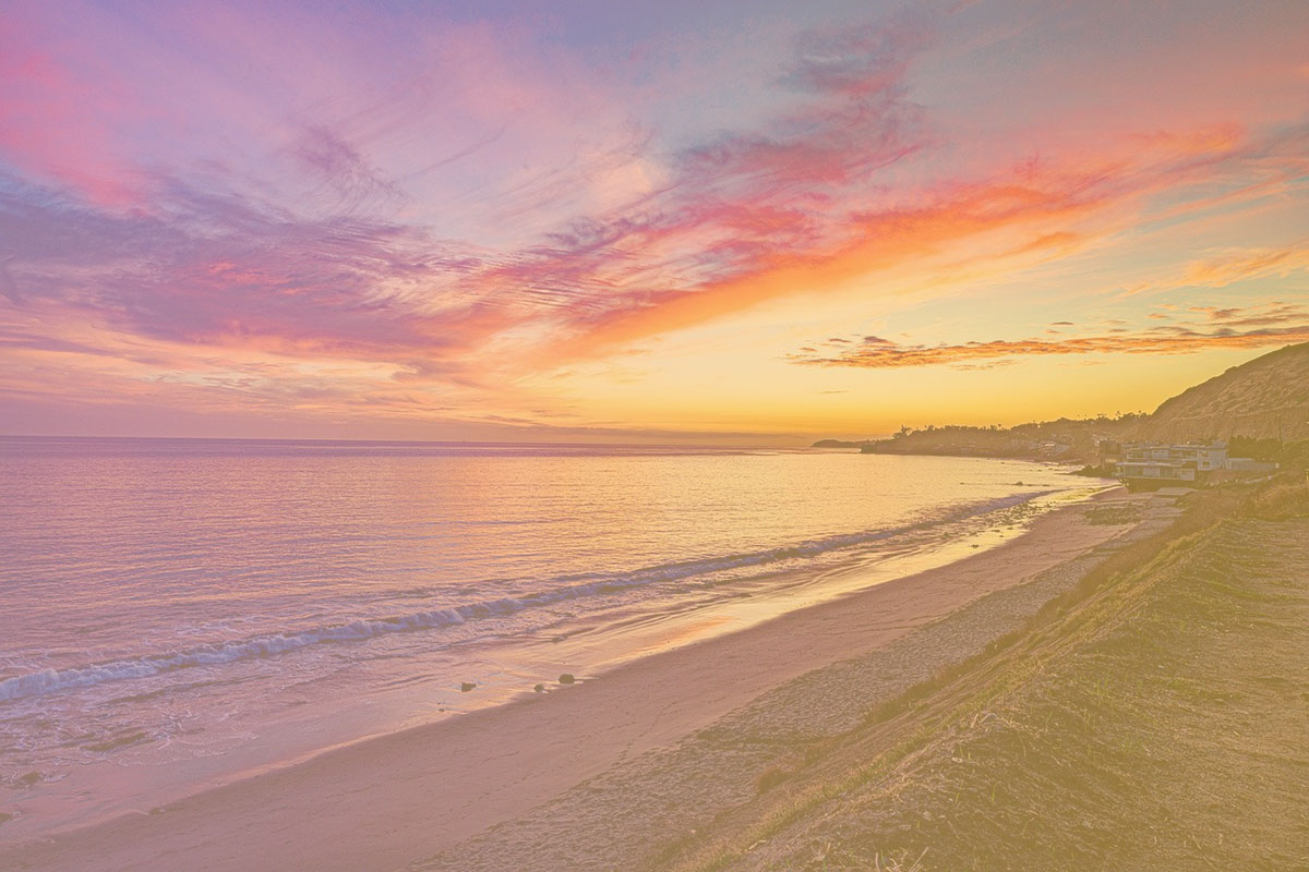Beach Sunset Torrance CA Carson CA